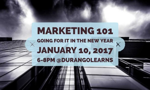 Marketing Course: Come learn about social media marketing, websites, and critical pieces missing in your business.