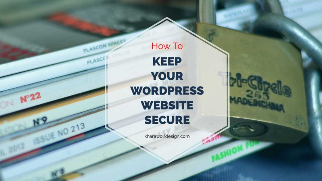 How to update plugins to keep your wordpress website secure