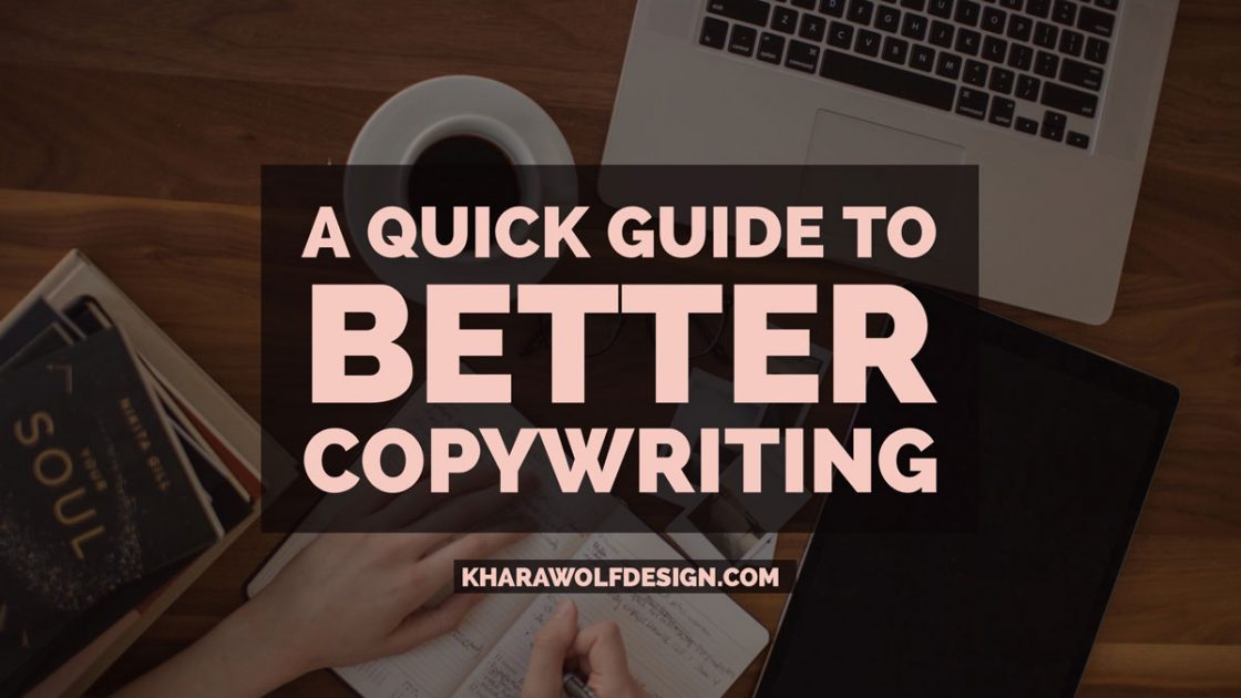 Write better copy for your website, emails, and social media posts.