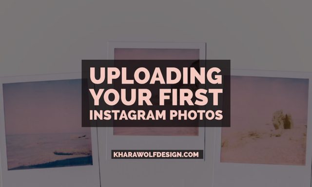 An introduction to uploading your first 20 Instagram photos.